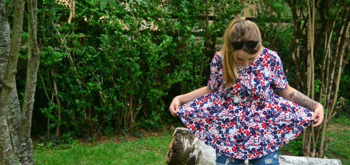 blouse janis de ready to sew photo mise en avant