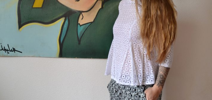 blouse jacob ready to sew broderie