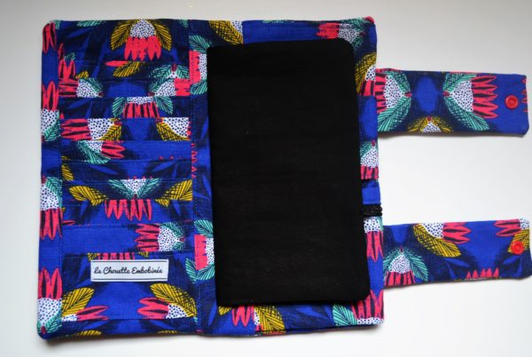 Compagnon Sisko Multicolore & bleu